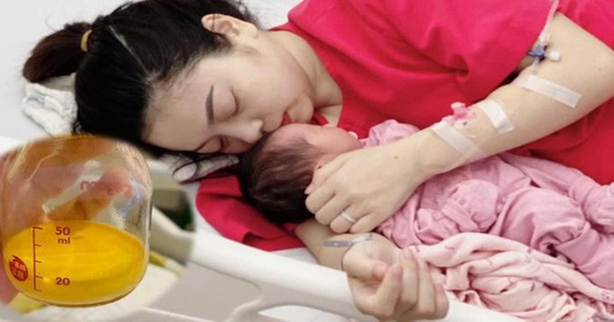 Hot mom 5 con bật mí bí quyết gọi sữa về siêu nhanh sau sinh