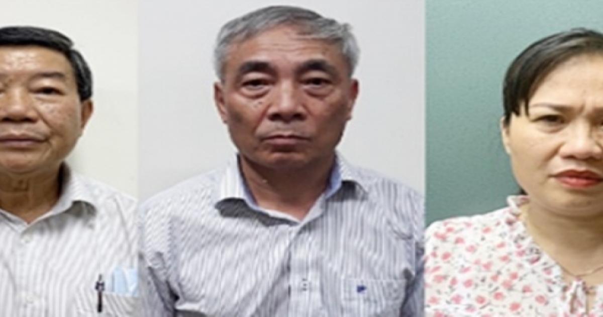 Khởi tố, bắt tạm giam nguyên Giám đốc BV Bạch Mai vì nâng khống thiết bị y tế