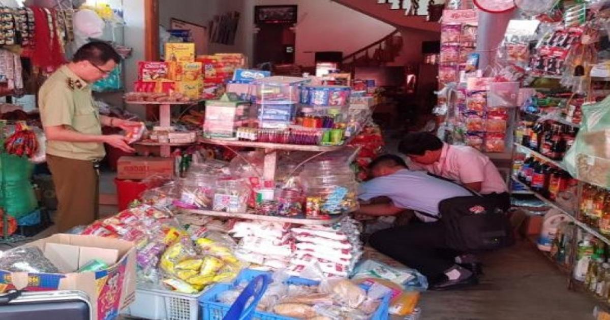 Lạng Sơn: Phát hiện xử lí hàng trăm chiếc bánh Trung Thu quá hạn tại huyện Bắc Sơn