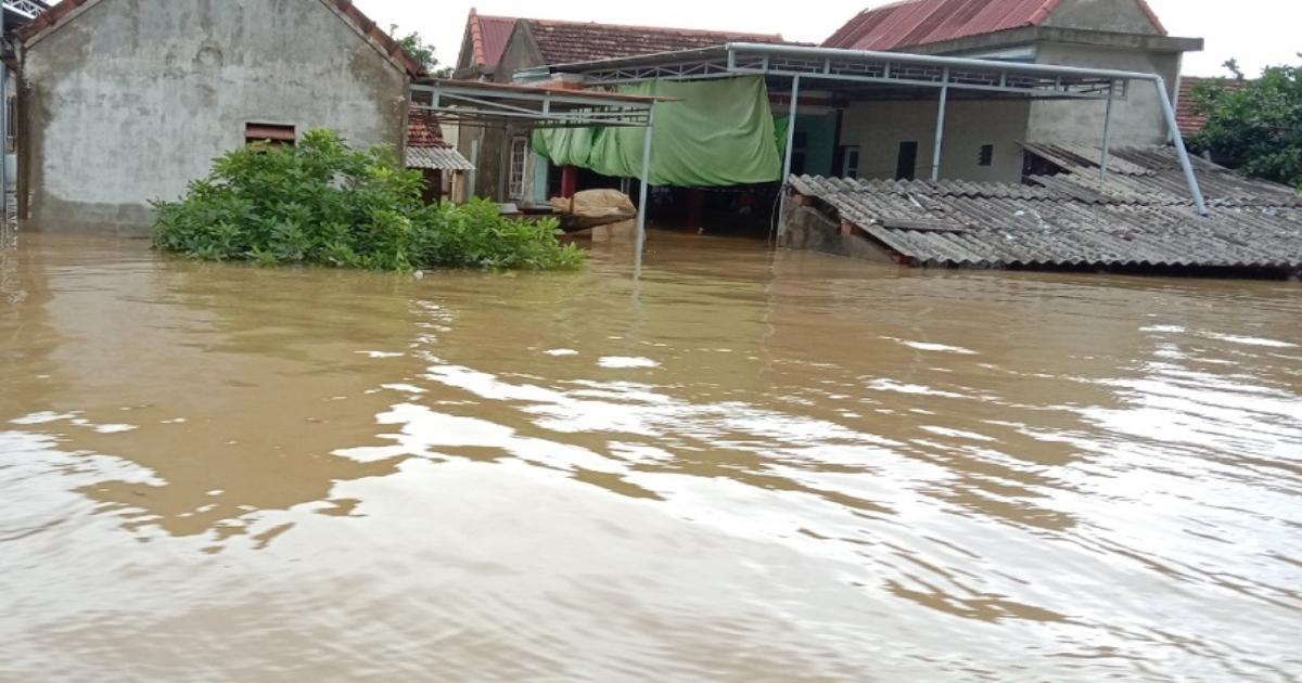 Năm bệnh cần chú ý phòng, chống trong mùa mưa lũ