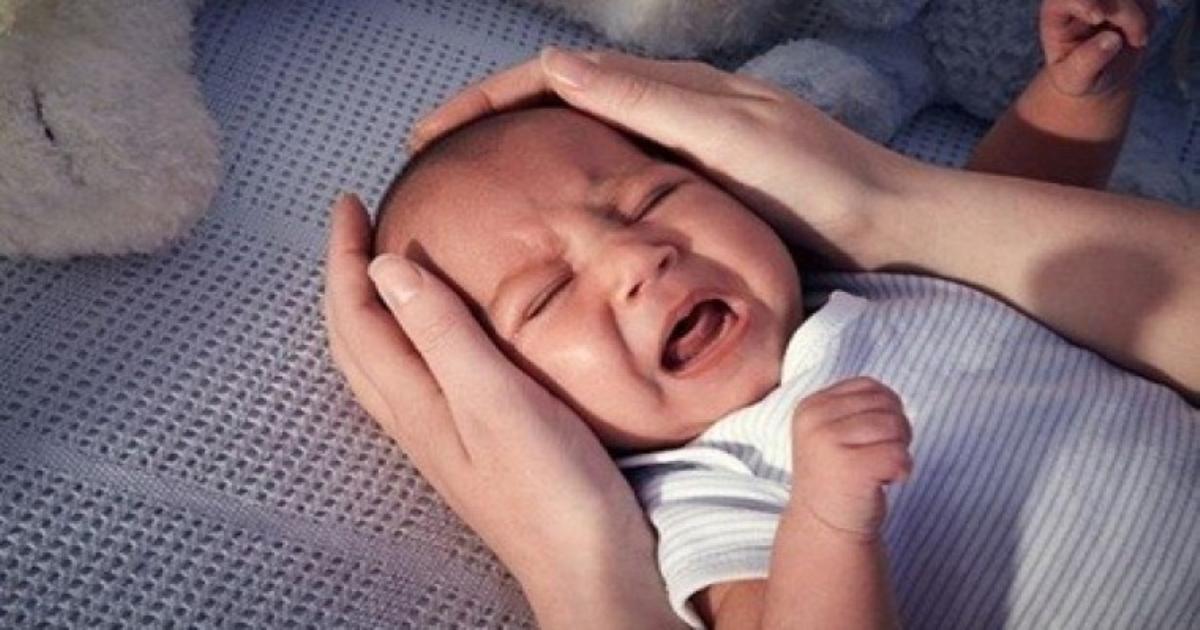 Mách bạn 7 bài thuốc dân gian khắc phục chứng khóc đêm, khóc dạ đề ở trẻ cực hiệu quả