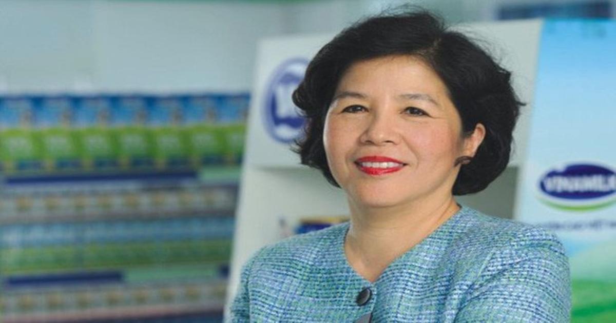 """Mai Kiều Liên - """"nữ tướng"""" ngành sữa 3 lần được Forbes vinh danh"""