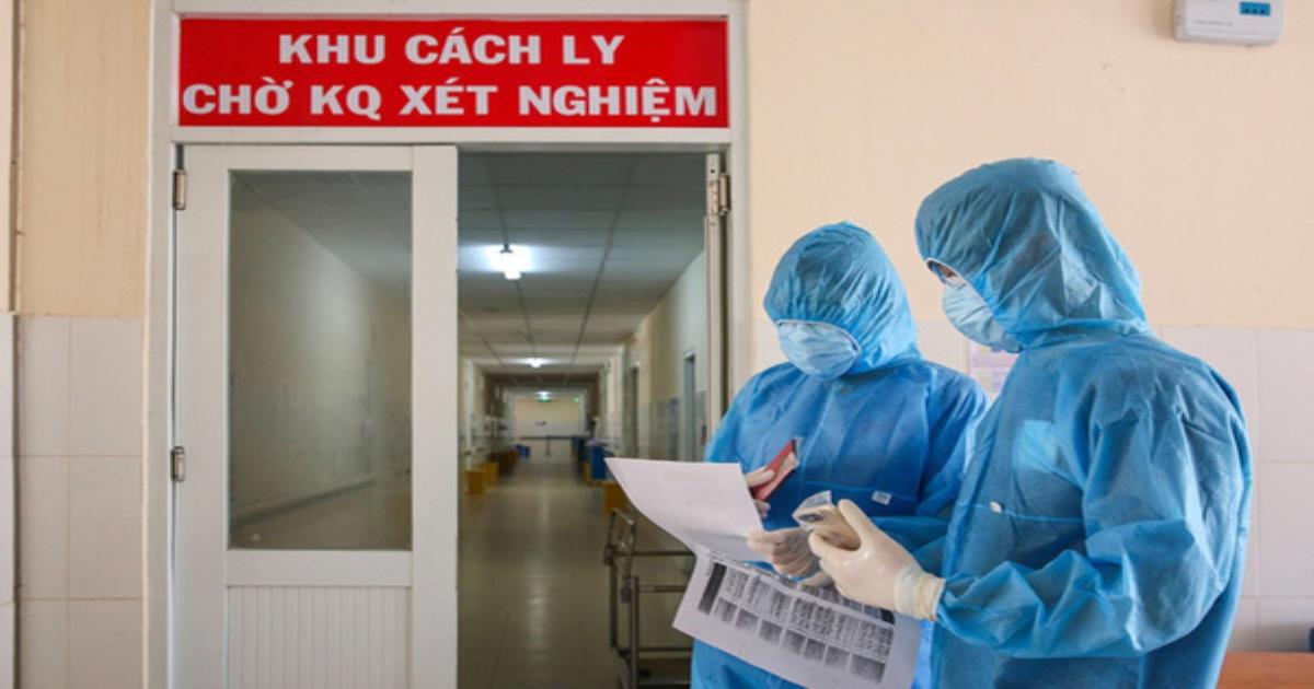 Nam thanh niên Hà Tĩnh là ca bệnh Covid-19 1045 tại Việt Nam