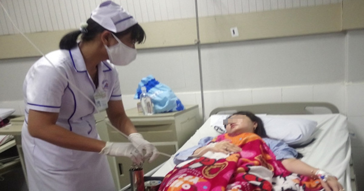 Nhiều người ở Bình Thuận cấp cứu nghi ngộ độc do ăn cá hồng biển