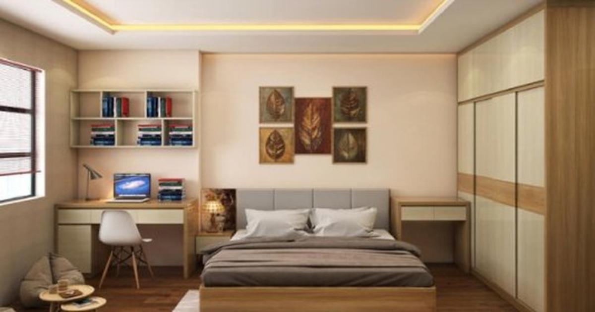 Phòng ngủ có 5 vật này bảo sao vợ chồng quanh năm lục đục