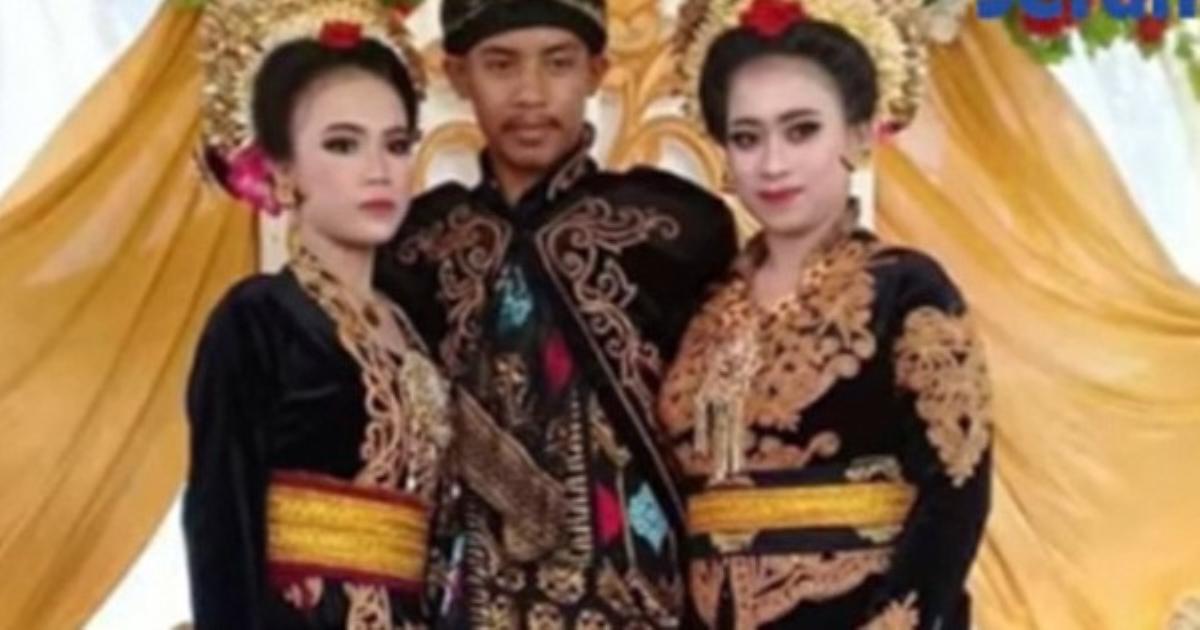 Chàng 18 tuổi cưới hai vợ cùng lúc