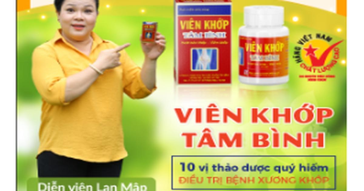 Quảng cáo sản phẩm không đúng chất lượng, uy tín của Công ty Tâm Bình ở đâu?