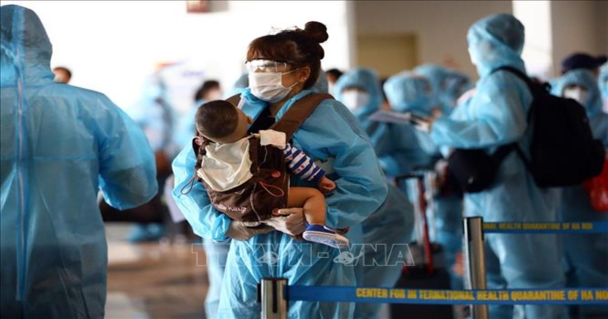 Việt Nam ghi nhận 6 ca mắc COVID-19 nhập cảnh, thêm 15 người khỏi bệnh