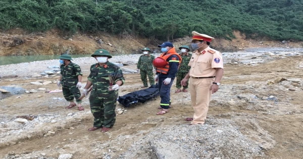 Vụ sạt lở tại Thủy điện Rào Trăng 3: Tìm thấy thi thể nạn nhân thứ 4