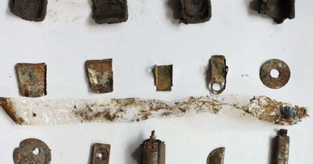 Kinh hoàng: Đồng xu, chìa khóa, mắt xích sắt được lấy ra từ dạ dày bệnh nhân 35 tuổi