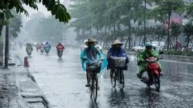 Ảnh hưởng không khí lạnh, Hà Nội mưa đến ngày nào?
