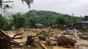 Cảnh báo lũ quét, sạt lở đất, ngập úng nhiều vùng Hà Tĩnh - Quảng Ngãi