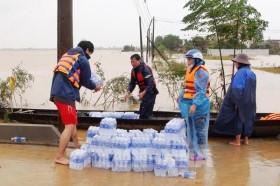 Bão số 8 có thể quét vào khu vực Quảng Bình- Quảng Trị