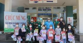 Đà Nẵng ngày thứ 13 không có ca mắc COVID-19 trong cộng đồng, thêm nhiều bệnh nhân xuất viện