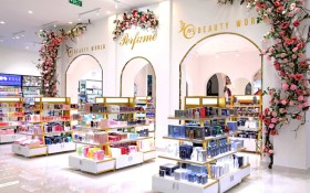 Lên hương nhan sắc với hàng ngàn ưu đãi từ siêu thị mỹ phẩm AB Beauty World