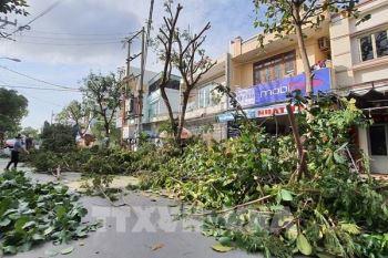 Ứng phó bão số 9 : Chủ động bảo vệ 5 nhóm đối tượng có nguy cơ cao