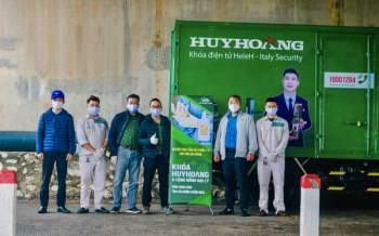 Khóa Huy Hoàng đồng hành cùng tỉnh Hải Dương vượt qua đại dịch Covid-19