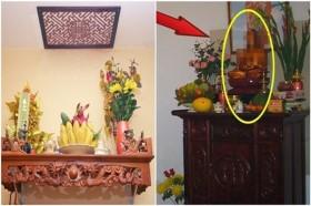 Đặt bàn thờ nên tránh hao tài này, nhà nào làm sai sửa ngay