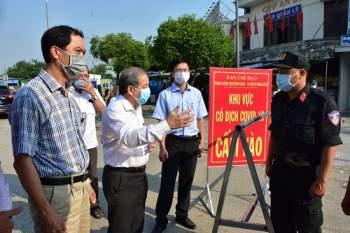 Thừa Thiên Huế: Ca thứ 4 nhiễm Covid-19, sử dụng biện pháp mạnh hơn để đảm bảo sức khỏe người dân