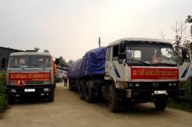 Xuất cấp 5.000 tấn gạo cho nhân dân vùng bị thiên tai, mưa lũ