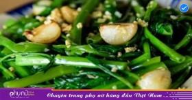 5 sai lầm cực nguy hiểm khi chế biến và ăn rau xanh biến rau thành mầm bệnh