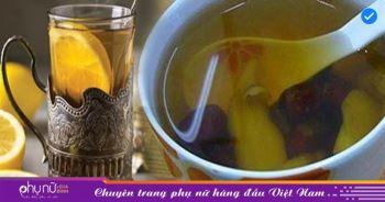 8 loại đồ uống làm ấm người trong ngày mưa gió, phòng chống bệnh hô hấp hiệu quả