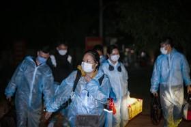 Việt Nam có thêm 12 ca mắc COVID-19 mới trong chiều 24/10, đều là ca nhập cảnh
