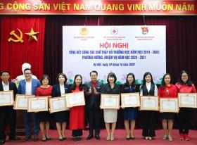 Hội Chữ thập đỏ TP Hà Nội: Hỗ trợ miễn giảm học phí cho hơn 24.000 học sinh nghèo, khuyết tật