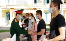 70 công dân trở về từ Nhật Bản hoàn thành thời gian cách tại Hòa Bình