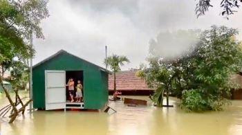 UNDP hỗ trợ Việt Nam xây dựng hơn 3.250 ngôi nhà chống lụt bão