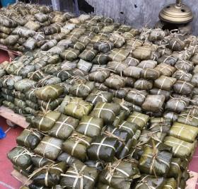 3000 bánh chưng cứu trợ chưa đến miền Trung đã hư: Mẹo bảo quản để đến tay bà con?