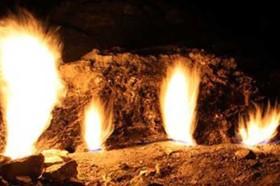 Bí ẩn ngọn lửa cháy hàng ngàn năm không tắt