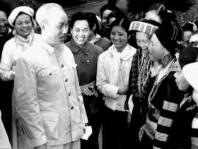 Sự quan tâm của Đảng đối với Hội Liên hiệp Phụ nữ Việt Nam