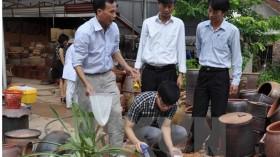 Đề phòng dịch bệnhsau mưa lũ