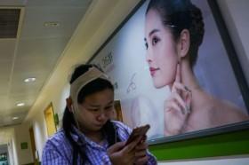"""Hội chứng nghiện dao kéo"""" của các cô gái Trung Quốc"""