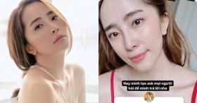 Nàng tiểu tam hot nhất điện ảnh Việt khoe mặt mộc láng mịn ở tuổi 32: Gia tài skin care chính là 10 sản phẩm giá dưới 400k