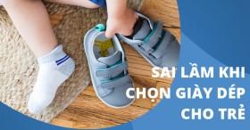 Bác sĩ chấn thương chỉnh hình nhắc nhở: Đừng mắc phải 4 sai lầm lớn này khi mua giày dép cho trẻ