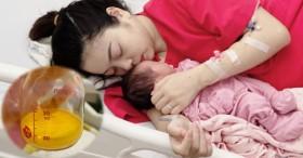 Khoe sữa non sánh vàng sau khi sinh mổ và tiêm truyền đủ thứ, Hằng Túi bật mí bí quyết gọi sữa về siêu nhanh
