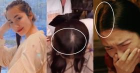 Hòa Minzy lộ mảng da đầu hói, HH Ngọc Hân bật mí bí quyết giúp tóc dày đen bóng đến từ dân gian: Hòa Minzy ơi học ngay cho nóng!