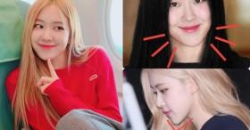 Chuyên gia phân tích: Nhược điểm mặt dài, cằm đưa ra trước của Rosé (Black Pink) được khắc phục nhờ chọn đúng kiểu tóc