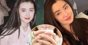 Đại mỹ nhân TVB và bí quyết dưỡng da, giữ dáng ở tuổi 53: Mỗi sáng thức dậy uống luôn 2 cốc nước này