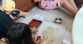 Chuyện Tấm Cám thời 4.0: Tạo công ăn việc làm cho trẻ bằng cách lựa hạt gạo để cai nghiện điện thoại khiến dân mạng cũng phải ngả mũ