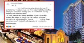 """Vụ nhân viên khách sạn mỉa mai khách: Ban quản lý dùng… Google dịch để phản hồi, lời xin lỗi """"giả trân"""" gây bức bối?"""