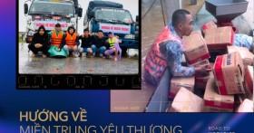 Người đàn ông một mình lái xe 5 ngày đi cứu trợ miền Trung: Khi yêu thương cộng hưởng cùng bản lĩnh, điều kỳ diệu sẽ xảy ra