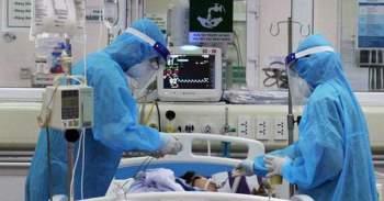 Bệnh nhân COVID siêu nguy kịch có dấu hiệu cải thiện