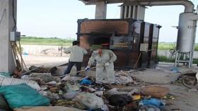 Lạng Giang (Bắc Giang) sẽ lắp đặt 2 lò đốt rác thải sinh hoạt công suất 1 tấn/giờ