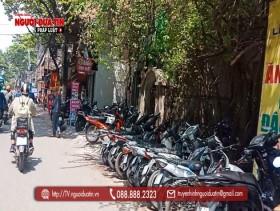 Câu chuyện biển cấm, bãi xe và lợi ích nhóm ở Hoàng Mai, Hà Nội (Bài 2): Cần xem xét trách nhiệm của Chủ tịch và Trưởng CA phường Mai Động
