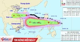 Bão số 8 chưa vào đất liền, miền Trung chuẩn bị đón thêm bão cấp 12