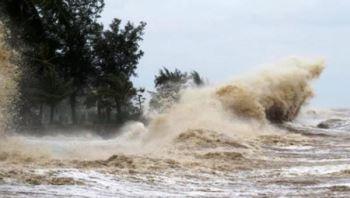 Bão số 9 sẽ gây nước biển dâng, mưa lớn, gió lớn trong đất liền khi đổ bộ