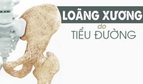 Bệnh đái tháo đường gia tăng nguy cơ gãy xương